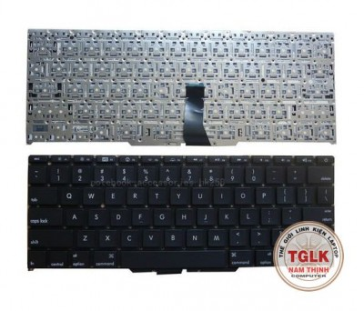 Bàn phím laptop Keyboard Apple Macbook Air A1370