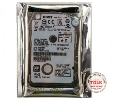 Ổ cứng laptop Hitachi 500GB-7200 rpm HDD