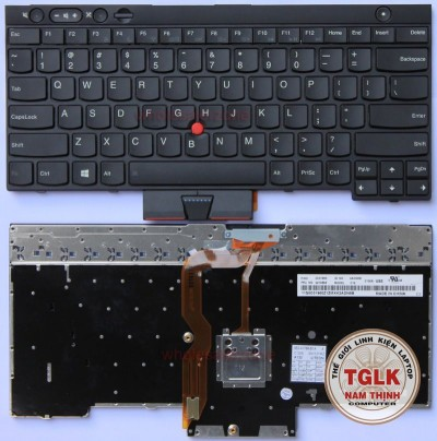 Bàn Phím - Keyboard Laptop IBM Lenovo ThinkPad X230 X230i X230t series