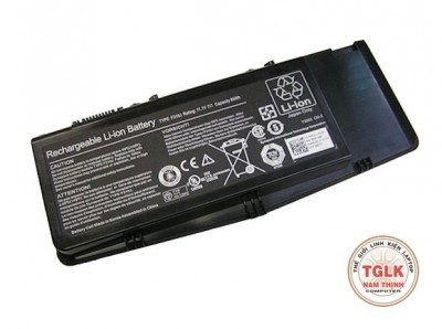 Pin Laptop Dell Alienware M17x, Battery F310J W075J