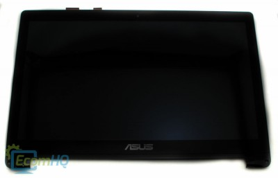 Asus TP550LA-1A TouchScreen Glass Bezel LCD Assembly