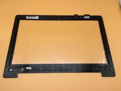 13.3 Touch Screen Digitizer Glass with frame For ASUS S300 S300C S300ca