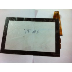 10.1 Touch Screen Digitizer Front Glass For Asus Transformer Book T100