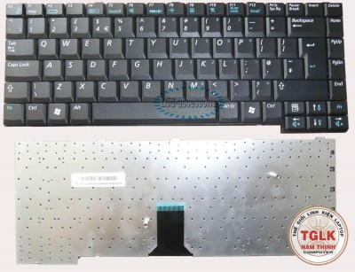 Bàn Phím - Keyboard Laptop Toshiba Satellite L650 C655 C650 C660 C665