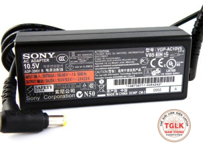 Sạc Laptop Sony Mini 10.5V - 2.9A