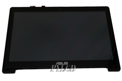 For Asus Vivobook S500 S500C S500CA LCD Touch Screen Display Complete Assembly